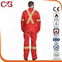 Quality Nomex IIIA Flame Resistant Clothing FR cotton working safety clothing for sale