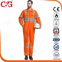 Nomex IIIA Flame Resistant Clothing Nomex IIIA Safety Work Garment EN11612 Standard