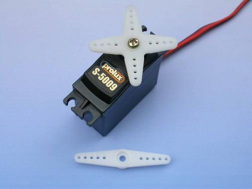 Buy HIGH TORQUE METAL-GEARED SERVO (FUTABA) / (JR) at wholesale prices