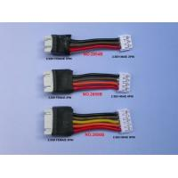 Buy cheap FEMALE JST XH  MALE JST EH CONNECTOR (2 / 3 / 4 Cell) from wholesalers