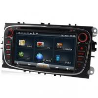 Quality DVD GPS Player Sat Nav for FORD Mondeo FOCUS C-MAX S-MAX KUGA GALAXY iPod BT for sale