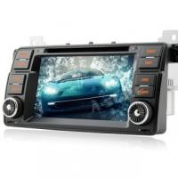 Quality 7 DVD Player GPS sat nav System for BMW 3 Series E46 318 320 325 330 for sale