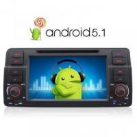 Quality For BMW E46 M3 318 320 Android 5.1 Car GPS Sat Nav Stereo DVD Player DVR/OBD/WIFI for sale
