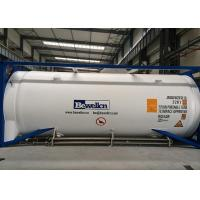 Quality ISO tank container CryogenicISOTankContainer for sale