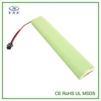 Buy cheap NI-MH Battery AA Ni-MH 600mAh 7.2V from wholesalers