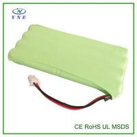 Buy cheap NI-MH Battery AA Ni-MH 600mAh 9.6V from wholesalers