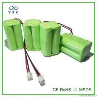 Buy cheap NI-MH Battery AA Ni_MH 600mAh 4.8V from wholesalers
