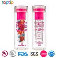 Buy cheap H2O Fruit Infuser Bottle from wholesalers