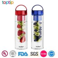 Buy cheap Fruit Infusing Water Bottle with Handle from wholesalers