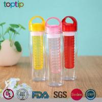 Buy cheap Bottle with Fruit Infuser and Carrying Handle from wholesalers