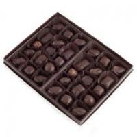 Quality Gourmet Boxed Chocolates Dark Signature Assortment for sale