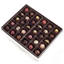 Buy Gourmet Boxed Chocolates International Truffles at wholesale prices