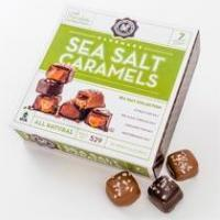 Quality Chocolate Gift Boxes Sea Salt Caramel Collection - 7 Piece for sale