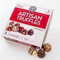 Quality Chocolate Gift Boxes Artisan Truffle Collection - 7 Piece for sale