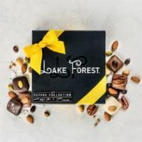 Quality Lake Forest Chocolates Lake Forest Toffee Collection - 7 Piece Box for sale