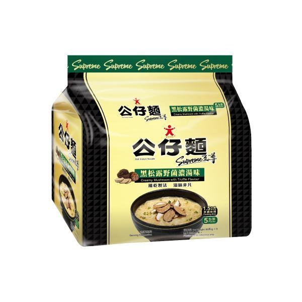Buy Doll Instant Noodle Supreme Creamy Mushroom with Truffle Flavour (5 Packs) at wholesale prices