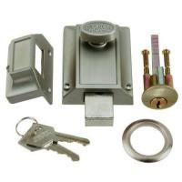 Quality First Watch Security 1110-SN Night Locking Cylinder Door Bolt for sale