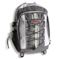 Quality Gym Bag Gray and white backpack for sale