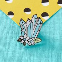 2017 Wholesale Custom Metal Lapel Pins, Soft Enamel Pin Badges
