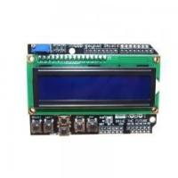 Buy cheap LCD 1602 Keypad Shield LCD 1602 for Arduino Duemilanove UNO MEGA2560 MEGA1280 from wholesalers