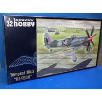 Quality Plastic Model Kits Special Hobby 1/32 32070 Hawker Tempest Mk.V Hi-Tech 2 for sale