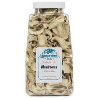 Quality Dehydrated Vegetables Dried Mushrooms, Sliced (3 oz) for sale