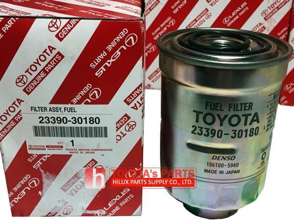 Quality 23390-30180,Genuine Toyota Fuel Filter For 5LE 1KZ