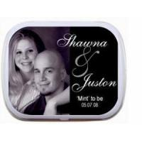 Quality Wedding Favors Personalized Mint Tins (MANY DESIGNS) for sale