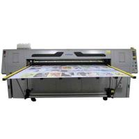Quality High Quality Roll to Roll&Rigid Sheet LED UV Printer For Sale (DX5 Printhead) for sale