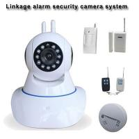 China 720P network wireless security alarm camera system on sale
