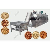 Quality Continuous Belt Nuts Roaster for Cashew Nuts for sale