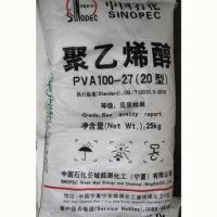 Quality Sinopec Great Wall Polyvinyl Alcohol PVA Powder 1799 100-27 20mesh for sale