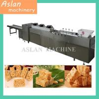 Quality Full Automatic Peanut Candy Bar Making Machine for sale