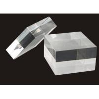 Quality Handcrafted gift Blank Crystal Cubes for sale