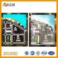 Quality Acrylic material location model for sale