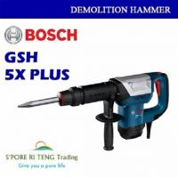 Quality Demolition Hammer with Hex Bosch GSH 5 X Plus Professional~! for sale