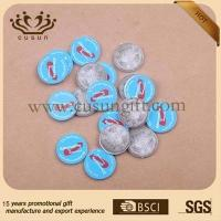 Quality plastic trolley coin for sale