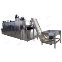 Quality Chickpeas|Nuts Roasting Machine Belt Type for sale