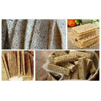 Quality Sesame Brittle Production Line|Sesame Candy Bar Machine for sale