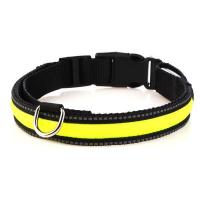 Quality led pet products led dog collar(JPF-602RS) for sale