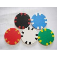 Quality printed poker chips Product NameL-eight stripes printing chip for sale