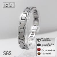 Buy cheap Tungsten Germanium Bracelet from wholesalers