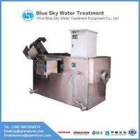 Quality Wastewater Treatment Low Price Oil Separator for Wastewater for sale