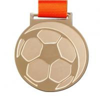 Quality Metal Football Medallion with Own Design for sale