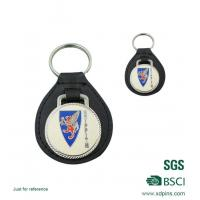 Buy cheap Leather Keychain Design from wholesalers