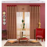 Buy cheap Curtain series of cases Yarn fabric A1454-1 K1454-1 from wholesalers