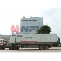 Quality Self-Compacting Concrete Mobile Mixing Station for sale