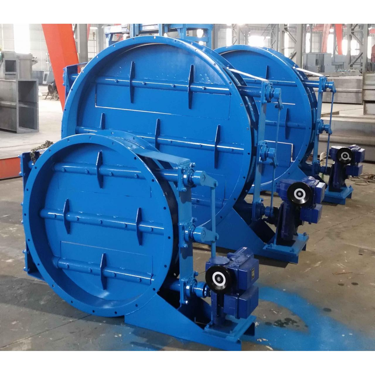 Quality The product name: Electric butterfly valve for sale
