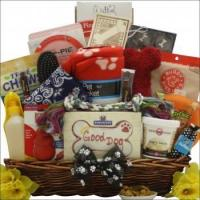 Quality Ultimate Doggy Gift Basket for sale