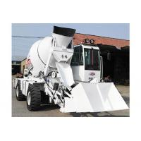 Buy cheap JBC4.0 Auto Charging Concrete Mixer Truck from wholesalers